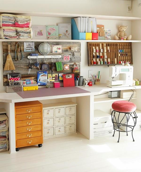 Arts And Craft Storage Ideas Easy