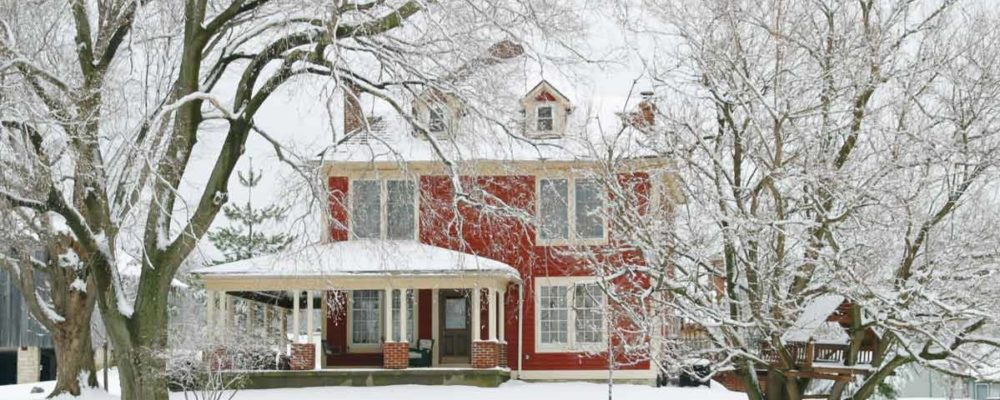 10 Ways to Protect Your Home This Winter