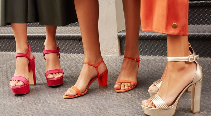 The Spring Guide to Women's Shoes