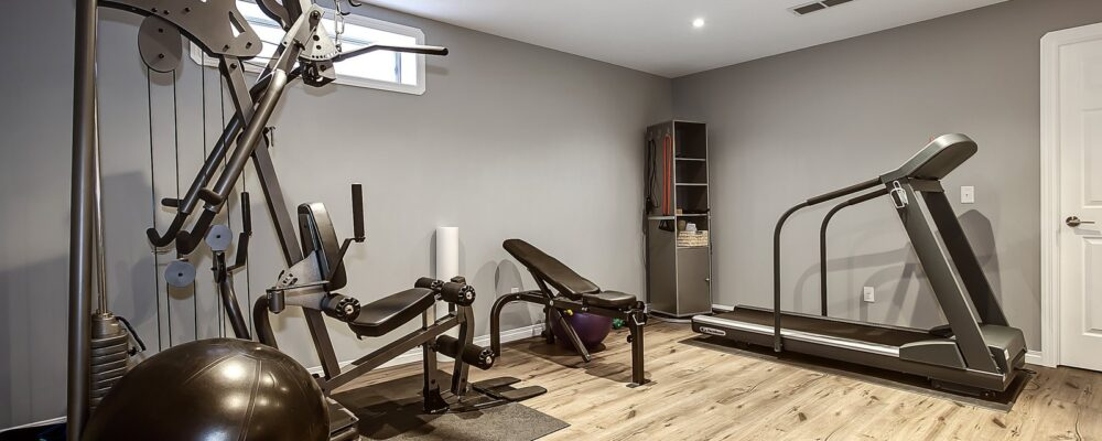 Basement Home Gym Choices That Pay Off Way More Than Their List Price