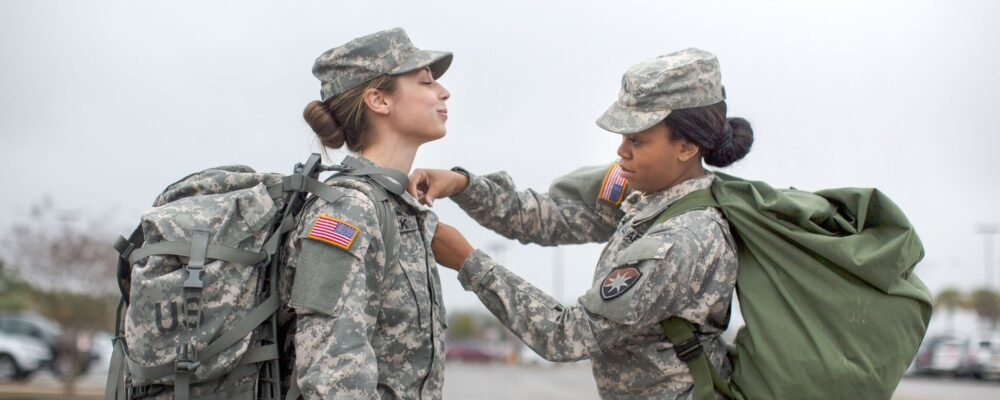 Women In The Military – A Career For You?