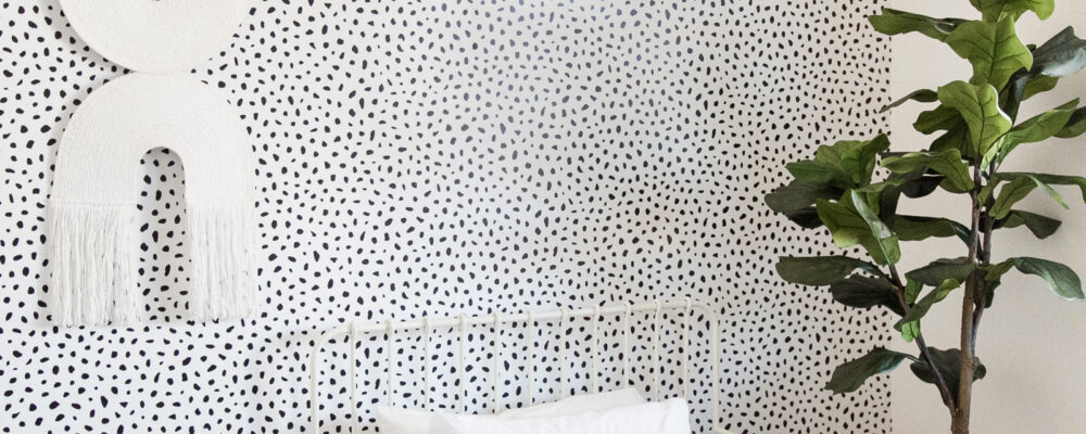 5 Trendy DIY Temporary Wallpapers You Shouldn't Live Without